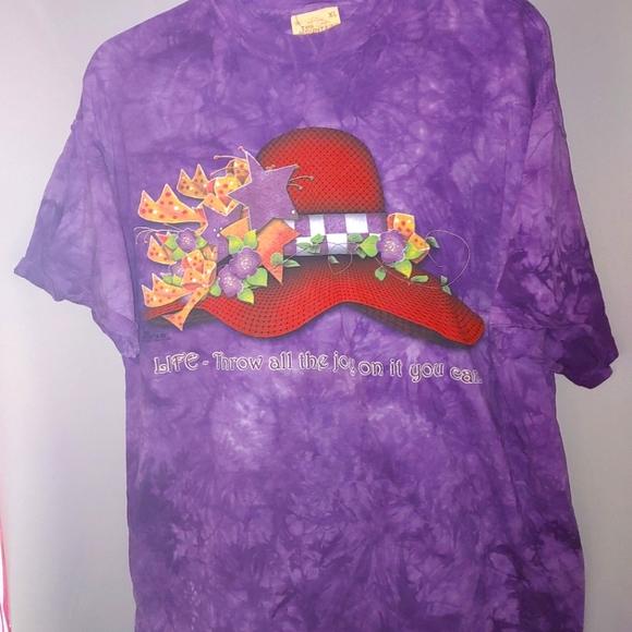 The mountain xl t-shirt